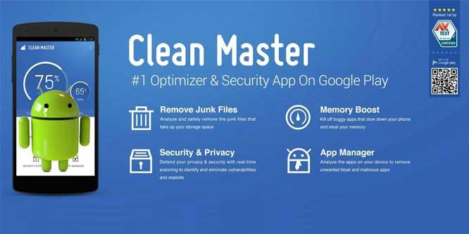 Descargar e Instalar Clean Master