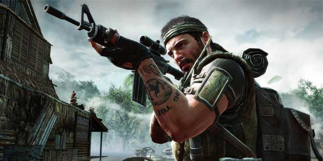 Descargar Wallpaper Call of Duty Black Ops 2