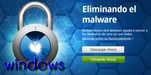 Descargar e Instalar MalwareBytes Antimalware