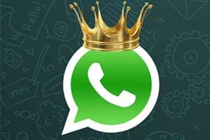 WhatsApp es el mejor