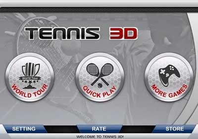 Descargar Tenis 3D