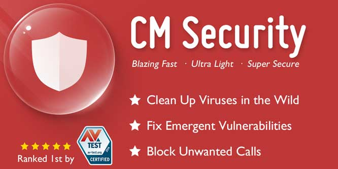 CleanMaster-Security para Android y iPhone