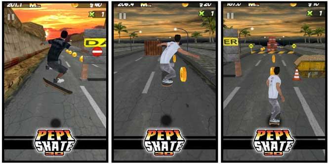 Pepi-Skate 3D para Android