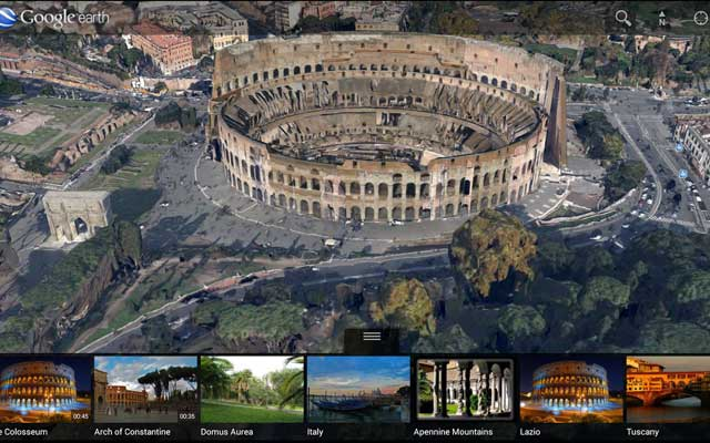 Google-Earth-para-Android
