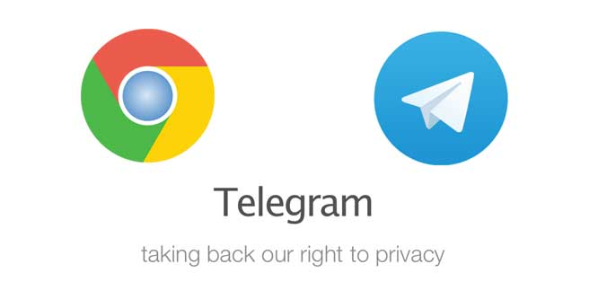 Telegram-para-Google-Chrome