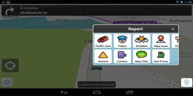 Waze-Social-GPS