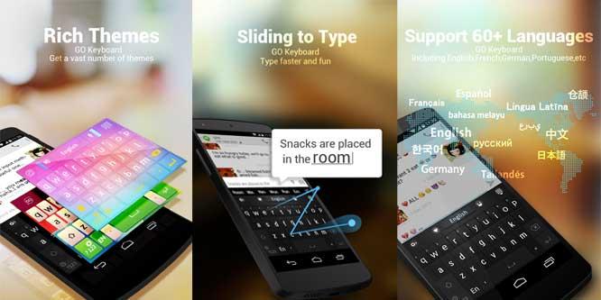 Go-Keyboard-para-Android