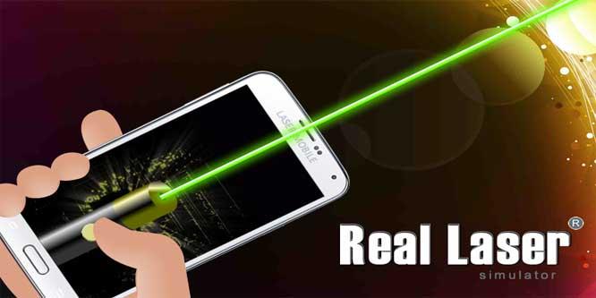Real-Laser-para-Android