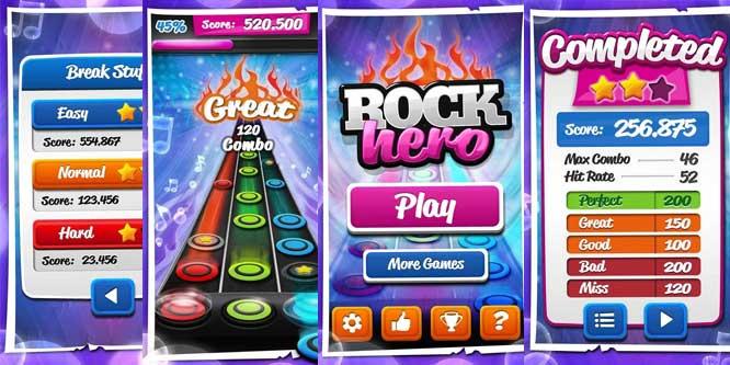 Rock-Hero-para-Android