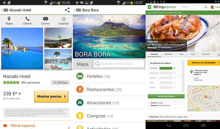 Trip-Advisor-para-Android