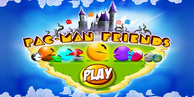 Pac-Man-Friends