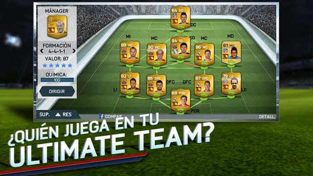Ultimate-Team-en-FIFA-14