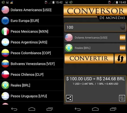Conversor-de-Monedas-Gratis