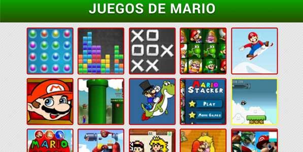 Descargar-Juegos-de-Mario
