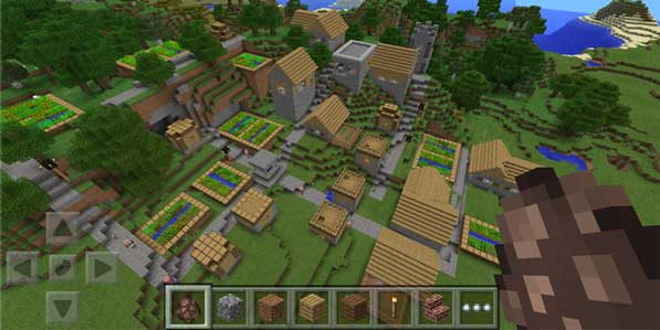 Descargar-Minecraft-Pocket-Edition