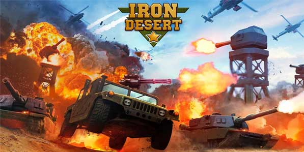 Descargar-Iron-Desert