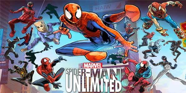 Descargar-Spider-Man-Unlimited