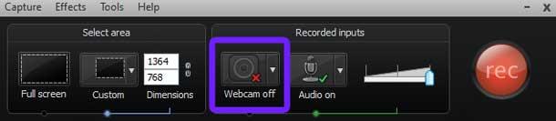 Como-grabar-pantalla-con-Camtasia-Studio-3