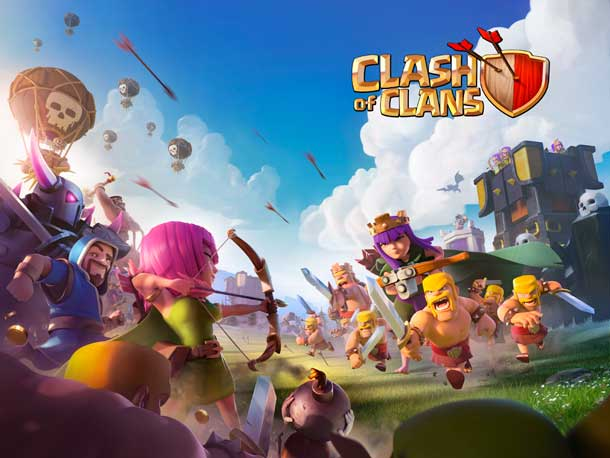 Actualización-de-clash-of-clans
