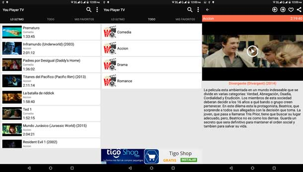 you-tb-player-mirar-series-y-películas-en-android